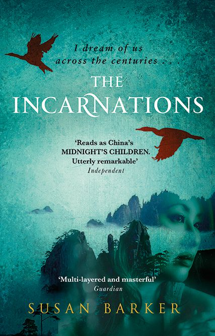 The Incarnations Paperback cover